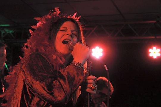 Janis Joplin Impersonator