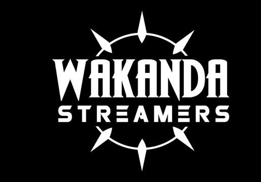 Projeto Wakanda Streamers - A conexão entre streamers negros