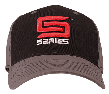 Grey Hat, Black Front Panels S Series