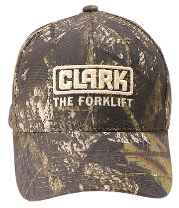 CLARK the Forklift Breakup Camo Hat