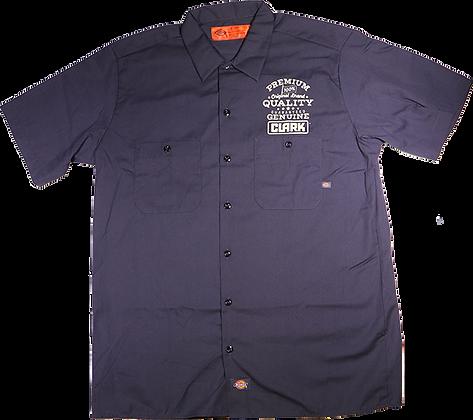 CLARK Button Up Mechanics Shirt