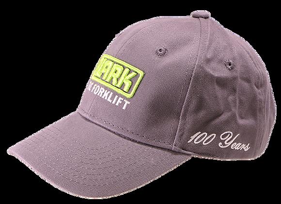 Grey 100th Hat