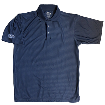 Men's Navy Tonal Polo