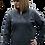 Thumbnail: Women's Grey Zip Pull Over