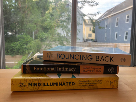 Three Book Recommendations to Support Lifelong Flourishing