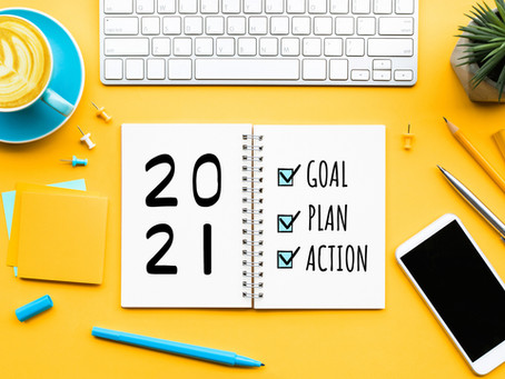 Five Practices for Making the Most of 2021