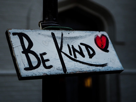 Here's How to Celebrate Kindness Today