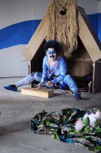 Costumes - Bowerbirds Performance