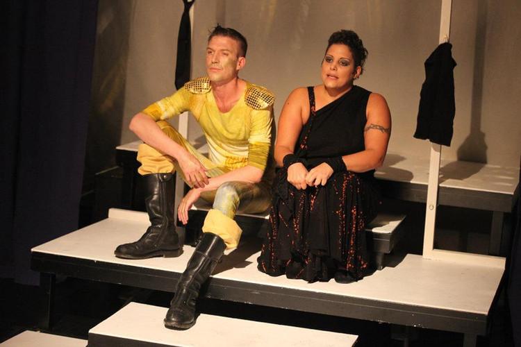 Theatre Costume Work