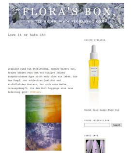 FLORA'S BOX
