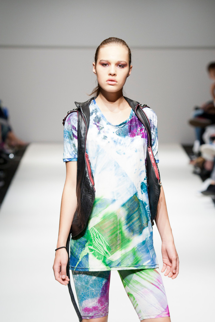 MQ Vienna Fashion Week - Rock'n Dye Show