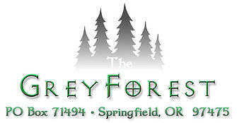 The Grey Forest PO Box 71494, Springfield, OR 97475