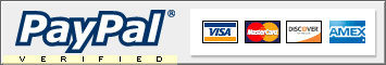 Paypal Verified Visa Mastercard Discover American Express www.GreyForest.cm