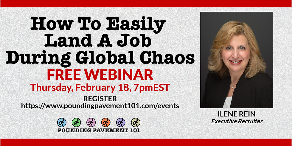How To Easily Land A Job During Global Chaos