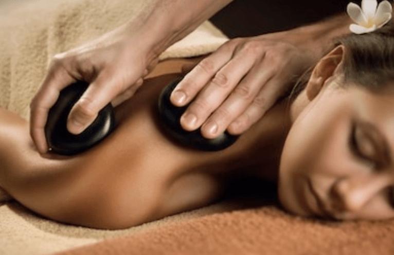 90-Minute Hot Stone Massage