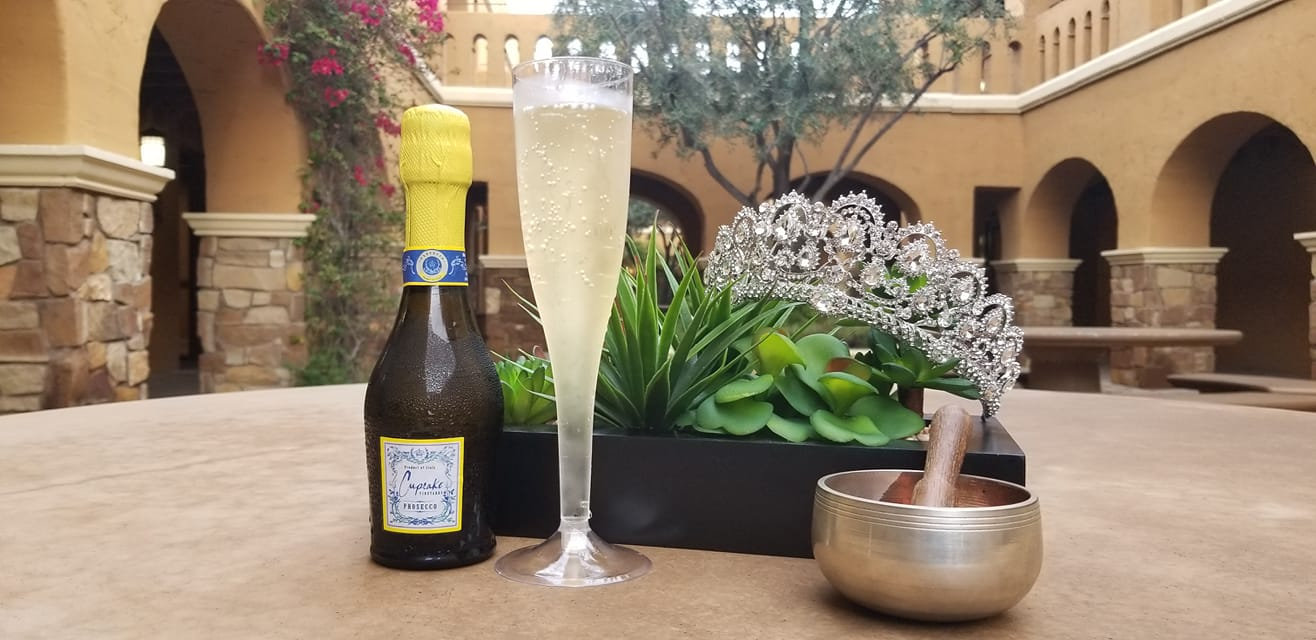 The Royal Pamper & Prosecco Package