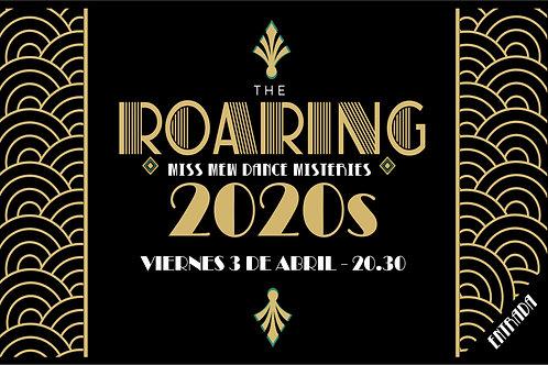 ENTRADA ONLINE ROARING 2020s