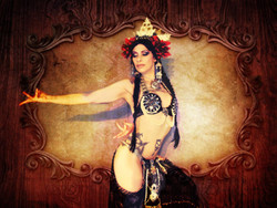 Mata Hari vintage