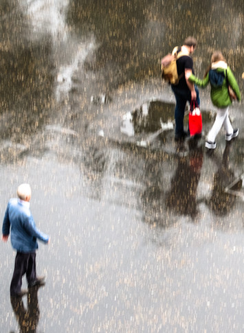 Story in the Rain
