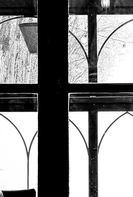 Paris through a window