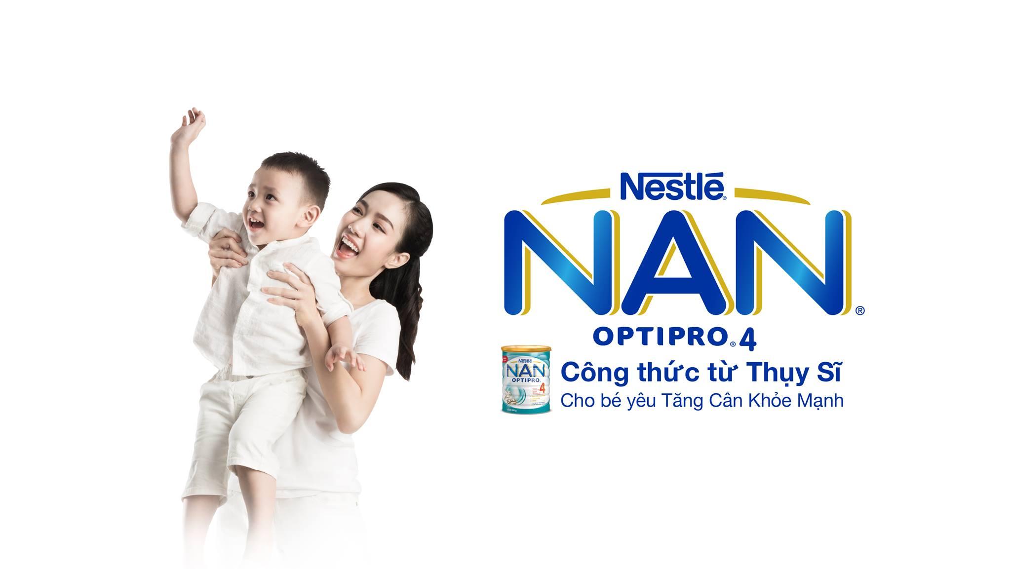 Nestle NAN