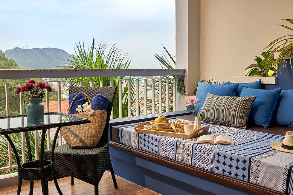 Hospitality photo of balcony