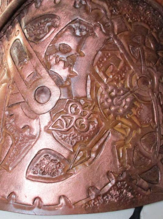 Corset cuir Steampunk