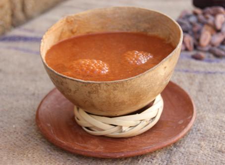Bebidas de Cacao Parte II: Taxcalate