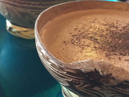 Jícara: el vaso sagrado para el chocolate