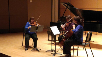 TxState String Trio in Concert