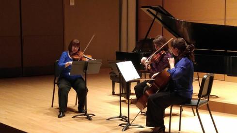 TxState String Trio in Concert