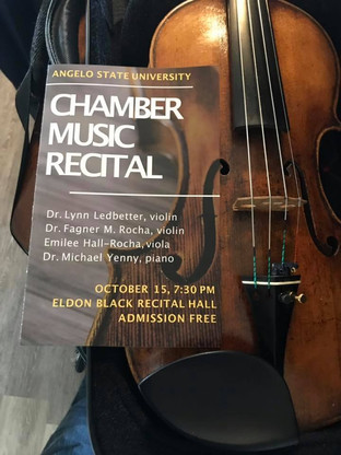 Angelo State Recital