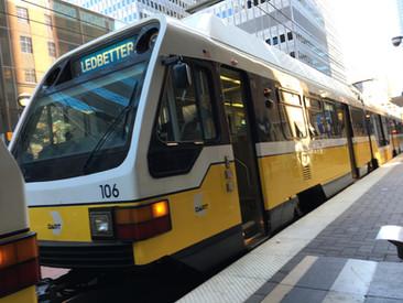 Ledbetter Dallas Train