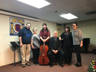 TxState String Faculty in Mexico