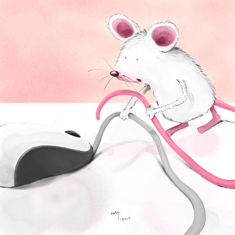 A Mouse and a Mouse