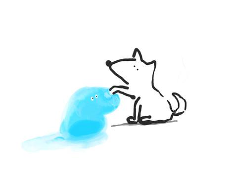 Dog and Goo