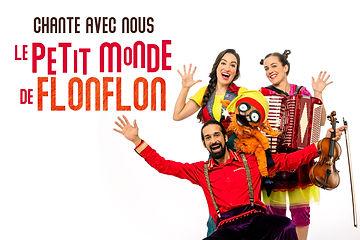 Chante avec nous_Le petit monde de Flonflon