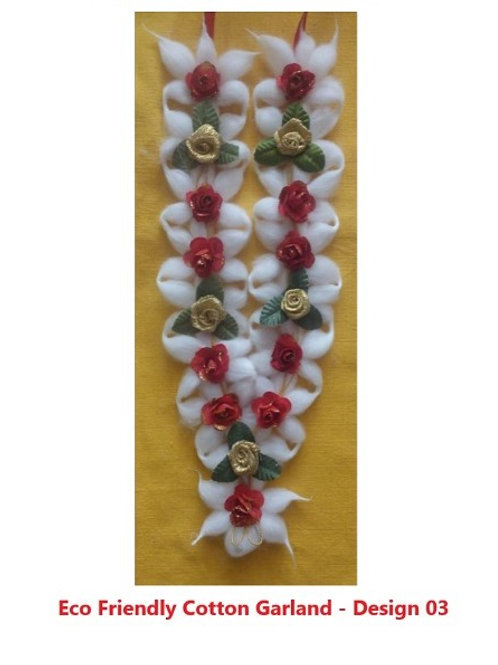 Ganesha Eco Friendly Garland -Design 03