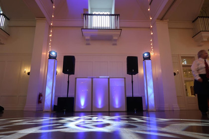 DJ Set w/Intell Lighting Truss