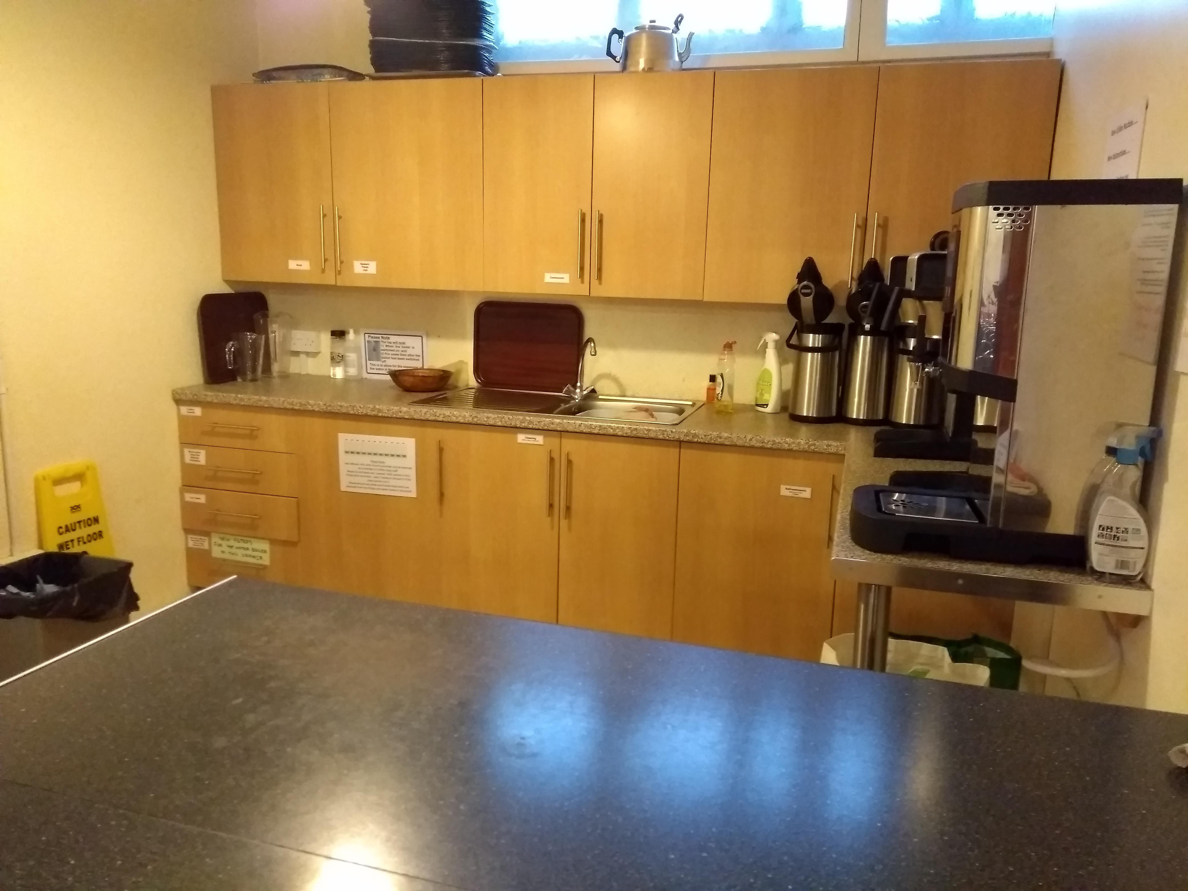Main Hall Kitchen