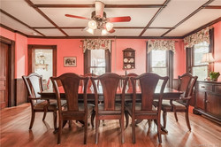 Quinnipiac diningroom