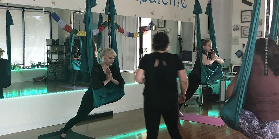 Aerial Yoga Foundations