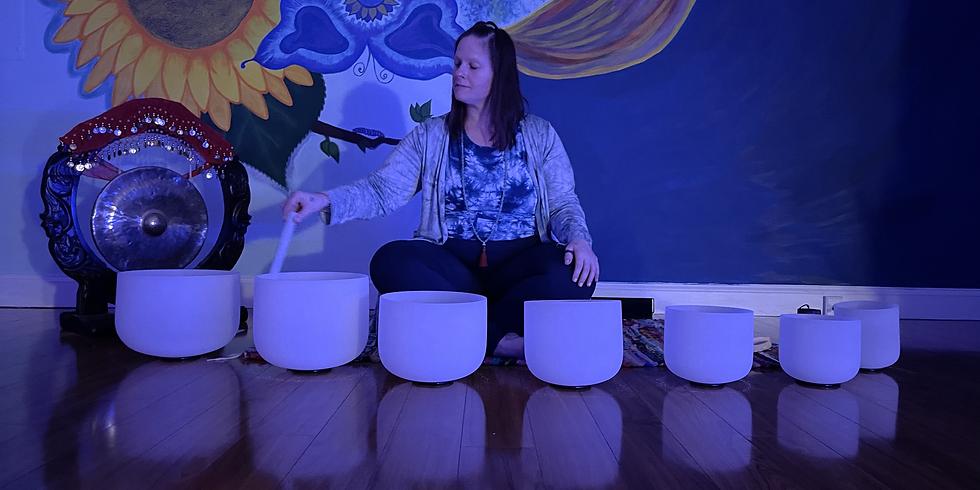 Sound Bath Mediation with Mary L