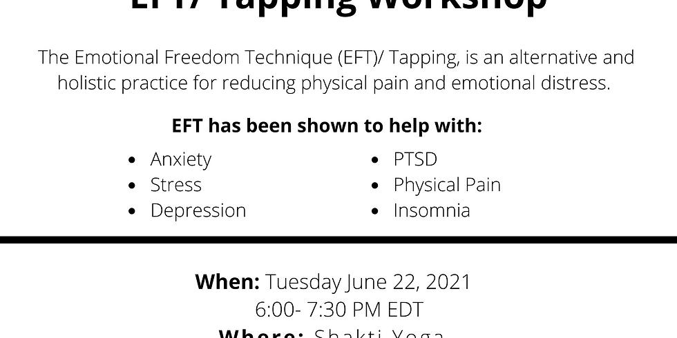 Emotional Freedom Technique Workshop