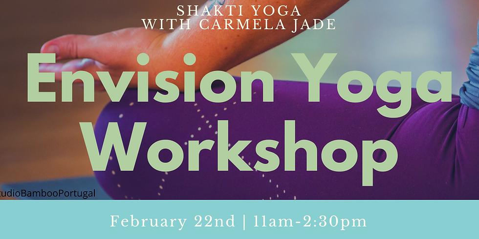 Envision Yoga Workshop