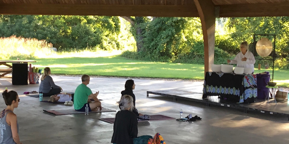 Sound Meditation With Mary Lampert