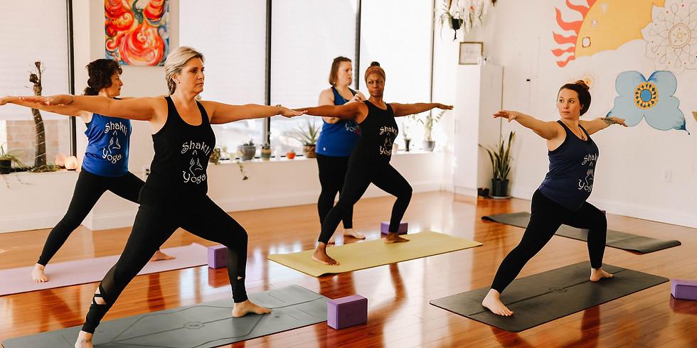 Beginners Yoga Workshop ON ZOOM
