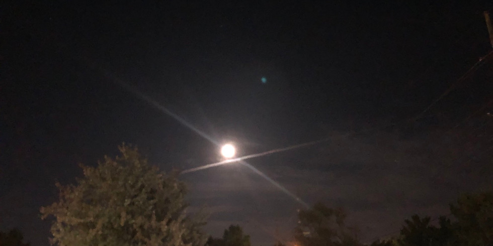 Full Moon Flow & Tribe Gathering