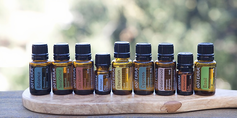 Essential Oils : A Lifestyle