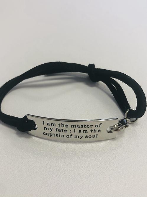 Metal Inspirational Bracelets